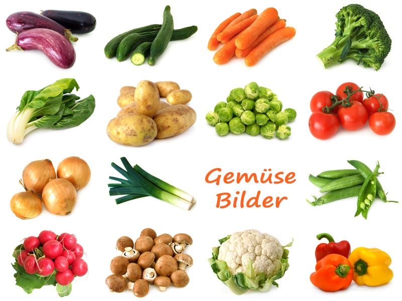 Etwas Neues genug Gemüse-Bilder &ZE_58